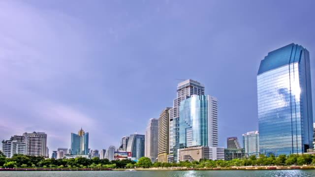 Bangkok building video