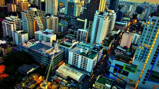 Bangkok illumination video