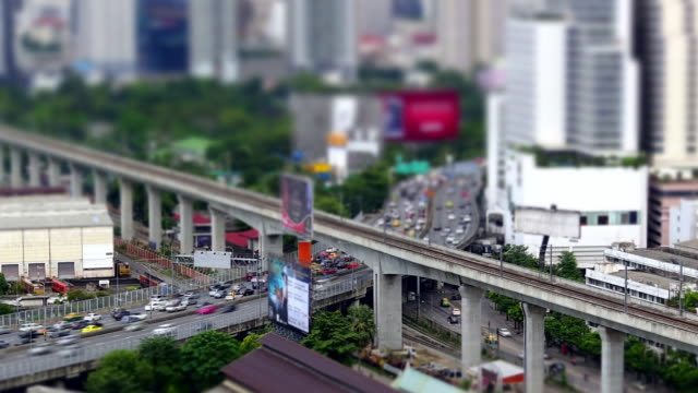 Bangkok miniature video