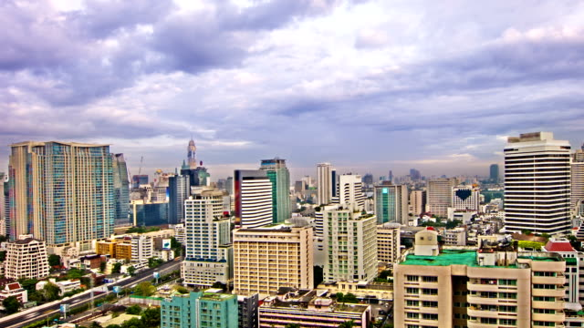 Bangkok morning video