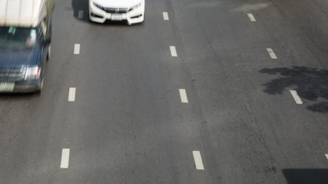 Bangkok Traffic Timelapse video