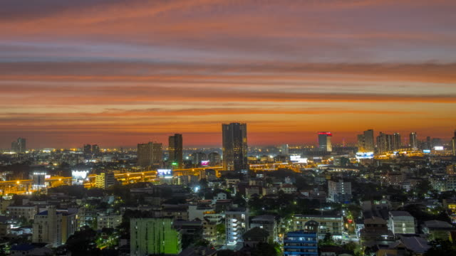Bangkok​ Twilight video
