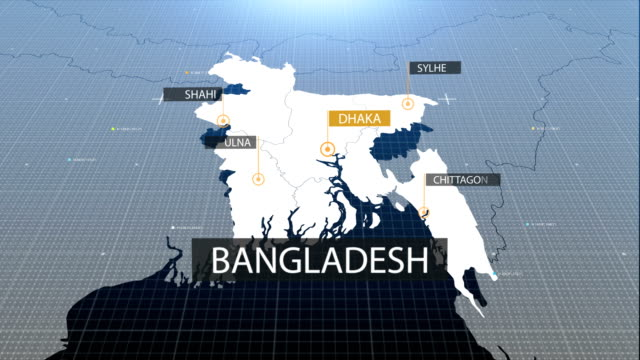 bangladesh map with label then with out label video