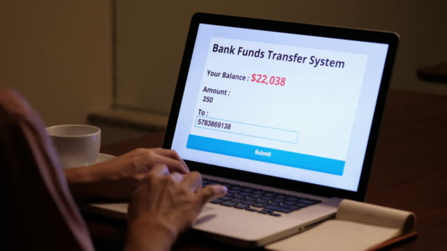 Bank Funds Transfer System video
