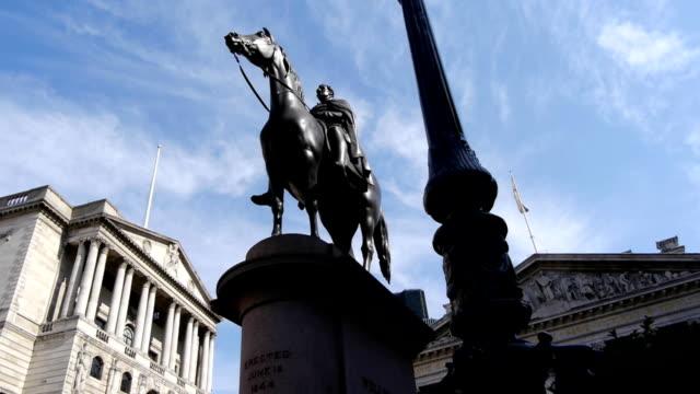 Bank of England, London. video