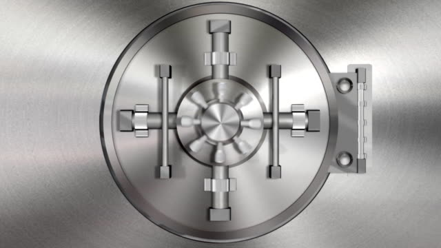 Bank Vault Transition (HD Video)影片