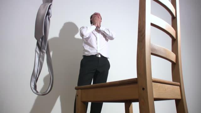 Bankrupt businessman commits suicide video