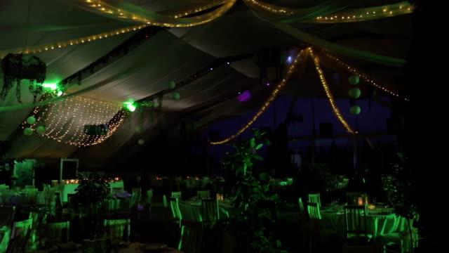 Banquet wedding video