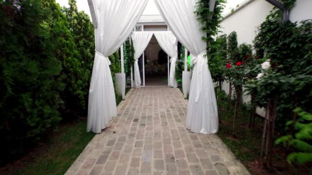 Banquete para bodas - vídeo