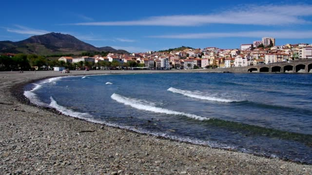 Banyuls-sur-Mer, Languedoc-Roussillon in France video