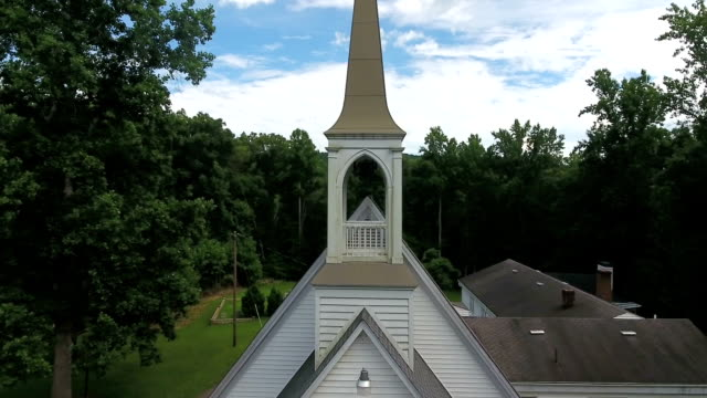 baptist church - church architecture stock videos & royalty-free footage