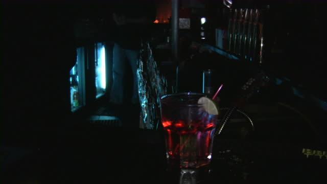 Bar, pub, restaurant, night club scene. video