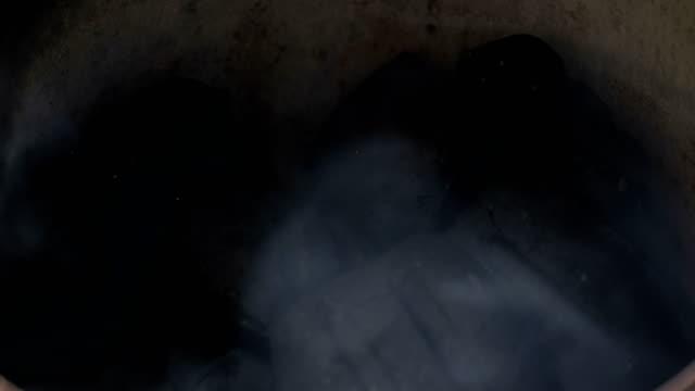 Barbecue Briquettes - video