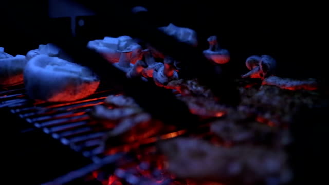 Barbeque Grilling video