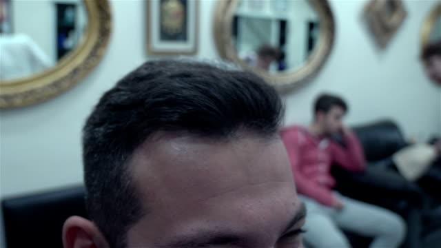 Barber in Turkey - 4K Resolution video