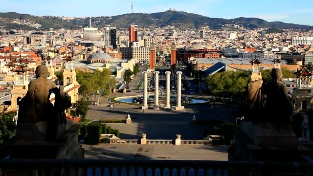 Barcelona city video
