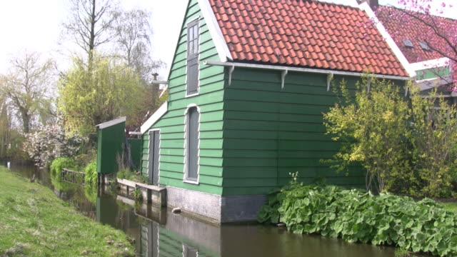 Barn in rural Holland