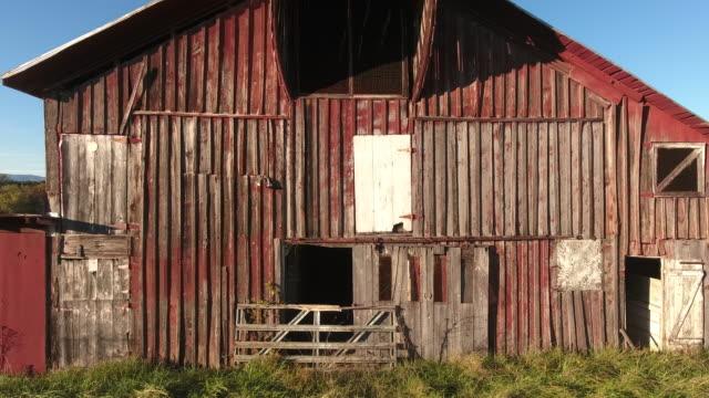 Barns in Rural America video