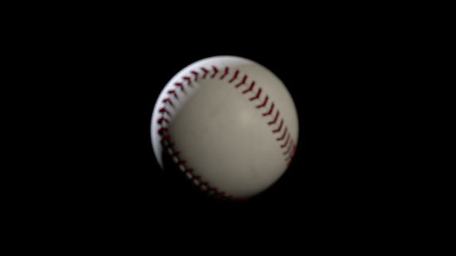 Baseball Breaking Glass Animation video