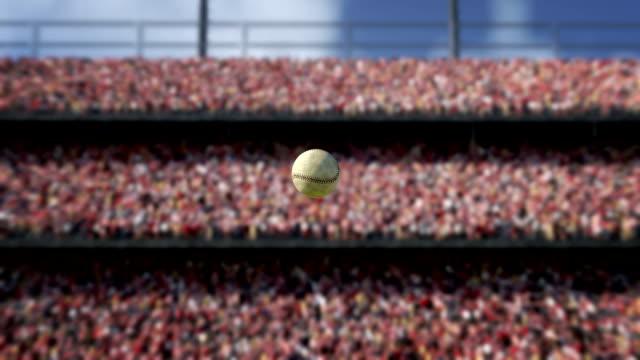 vídeos y material grabado en eventos de stock de cuadrangular de béisbol - béisbol