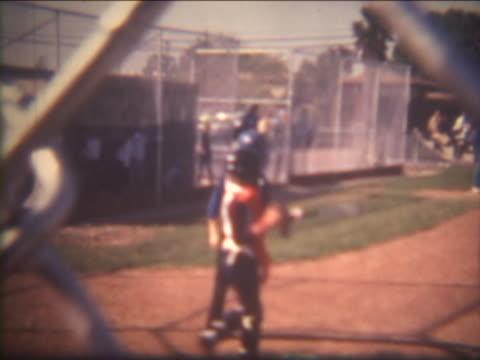 Baseball Player on Film