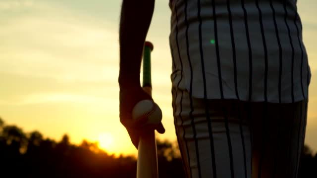 beyzbol oyuncusu - baseball stok videoları ve detay görüntü çekimi