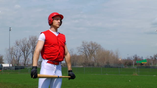Baseball Player video