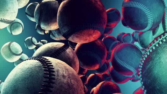 棒球 - baseball 個影片檔及 b 捲影像