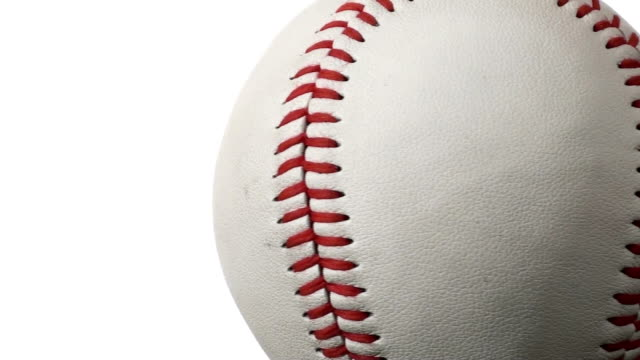 Baseball mit Textfreiraum-HD – Video