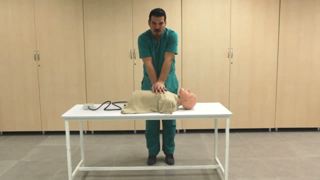 Basic life support video