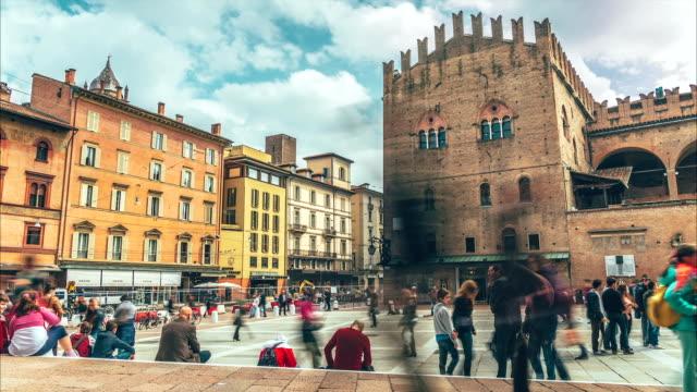 Basilica of San Petronio, Bologna Italy video
