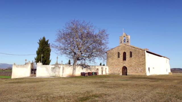 Basilica Santa Maria de Arcos, Tricio, La Rioja (Spain). video