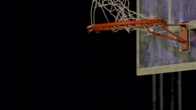 Basket ball - SLOW MOTION video