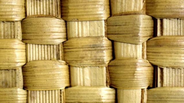 Basket Weave Close Up video