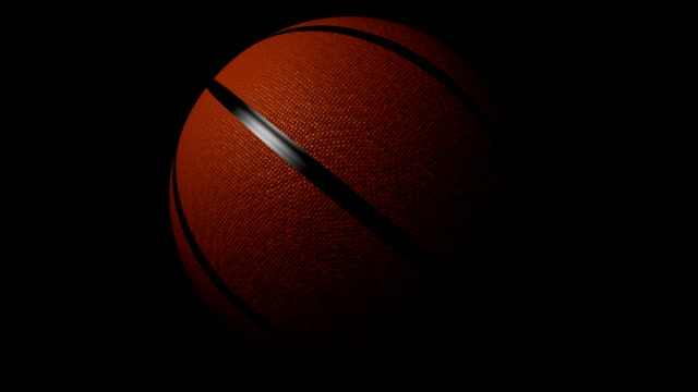 Basketball 3D Rotate video