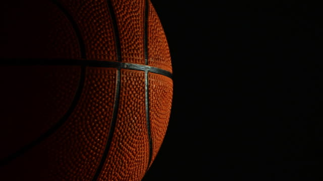 Basketball Background Rotating  HD video