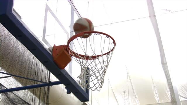Basketball, ball, and hoop. video