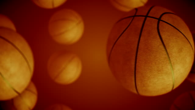 Basketball ball rotating and transition with luma matte alpha channel - seamless loop - stock video 4k resulation stock video match sport stock videos & royalty-free footage