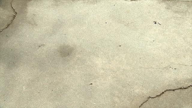 Basketball Bounce on Concrete video