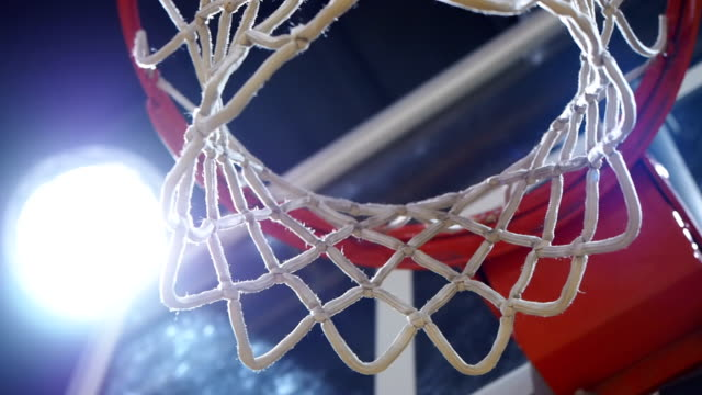 Basketball Hoop video