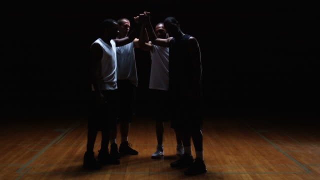 Basketball Huddle video