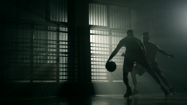 Basketball player  – Video