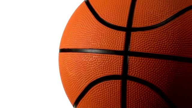 Basketball seamless loop - HD video