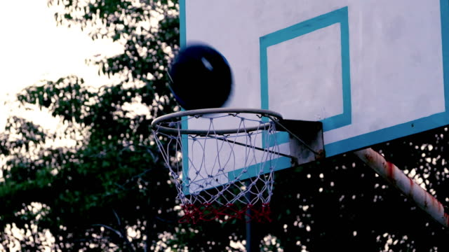 Basketball Shot , fail and success video
