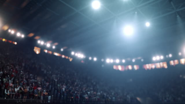 Basketball-Sport-arena – Video
