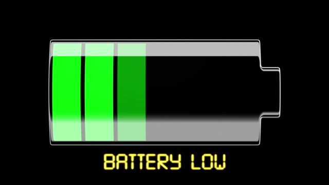 Battery. video