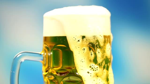bavarian beer - oktoberfest stock videos and b-roll footage