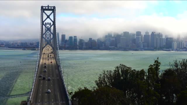 Bay Bridge Timelapse, San Francisco video