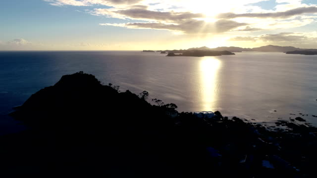 Bay of Islands Aerial View