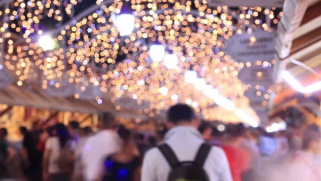 Bazaar in Turkey video
